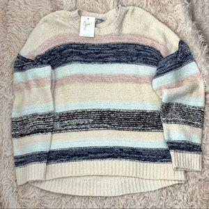 Joie Marelda Sweater in Porcelain Multi